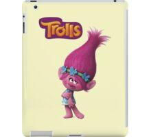 Poppy The trolls prinches iPad Case/Skin