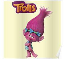Poppy The trolls prinches Poster