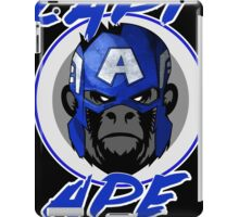 Captain Ape iPad Case/Skin