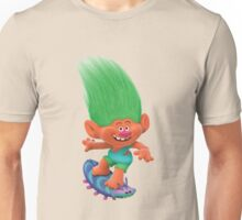 The skitterboarder Trolls Unisex T-Shirt