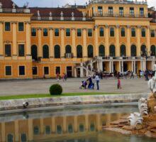 Schonbrunn Palace Vienna, Austria Sticker