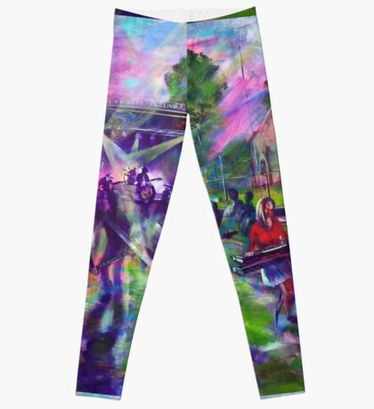 Sydney Blues and Roots Festival - LISA Leggings