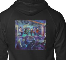Sydney Blues and Roots - StarS live Zipped Hoodie