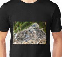 Dove chicks 004 Unisex T-Shirt