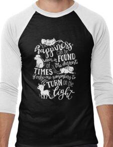Spirit Animals Men's Baseball ¾ T-Shirt