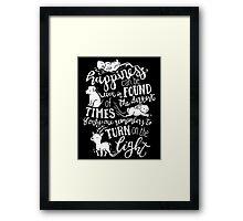 Spirit Animals Framed Print