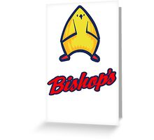 Grand Theft Auto V Bishop's Chicken Cosplay Greeting Card