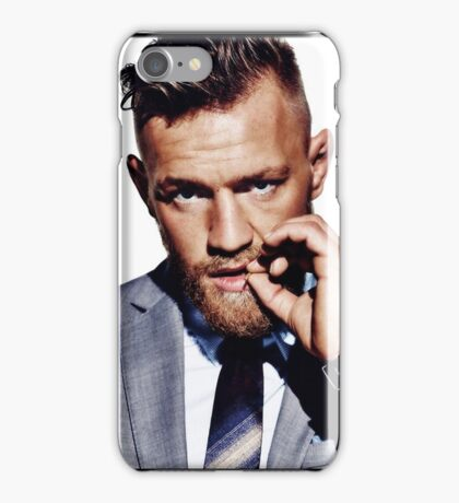 McGregor in Suit iPhone Case/Skin