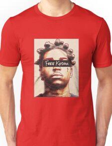 Black Free Koda-k Unisex T-Shirt