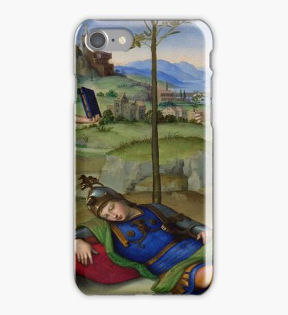Raphael - Vision of a Knight - Renaissance Painting Duvet, T-Shirt, Cell Phone Cover iPhone Case/Skin