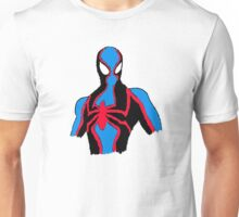 Writer's Block - Spiderman Unisex T-Shirt