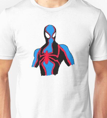 Writer's Block - Spiderman Unisex T-Shirt