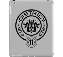 District 11 iPad Case/Skin