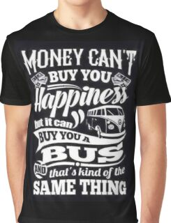 VW Happiness Graphic T-Shirt