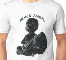 Black angel Unisex T-Shirt