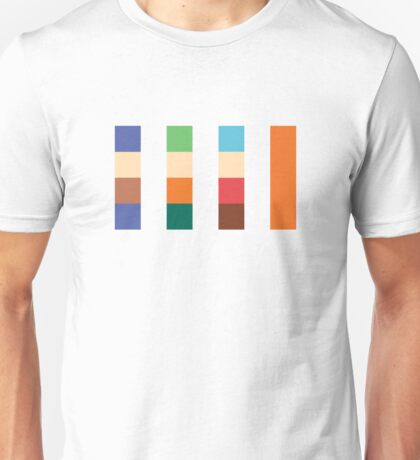 South Park Minimalistic Unisex T-Shirt