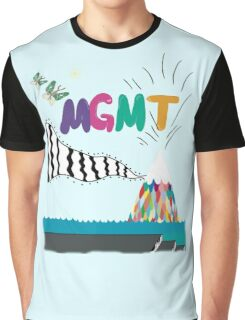 mgmt Graphic T-Shirt
