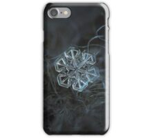Snowflake photo - Alcor iPhone Case/Skin