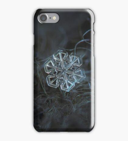 Snowflake photo - Alcor iPhone Case/Skin
