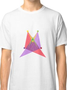Double Arrow Trapezoid Classic T-Shirt