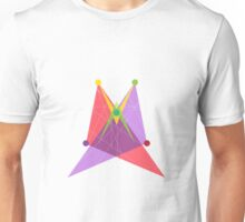 Double Arrow Trapezoid Unisex T-Shirt