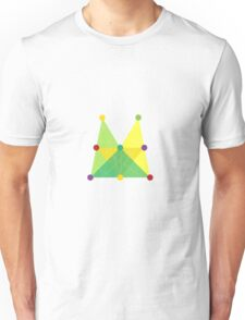 'Symmetrical' Trapezoid  Unisex T-Shirt