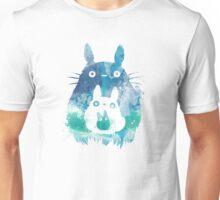 Chibi Cute Monster Totoro Unisex T-Shirt