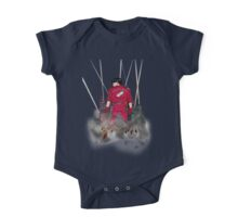 Kaneda in front neo Tokyo One Piece - Short Sleeve