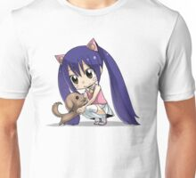 Wendy chibi Fairy Tail Unisex T-Shirt