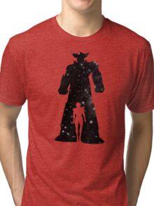 UFO Robot Grendizer Tri-blend T-Shirt