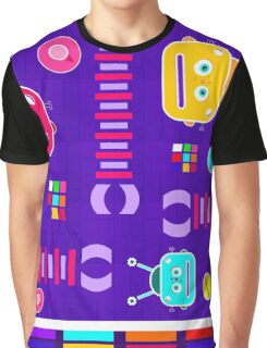 Ro-Ro-Robot Graphic T-Shirt