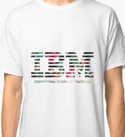 IBM - leaf Classic T-Shirt