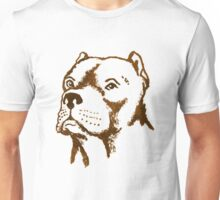 American Pit Bull Terrier Dog Breed puppy pet Unisex T-Shirt