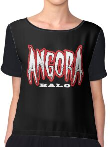 Heavy Metal Knitting - Angora - Halo Chiffon Top