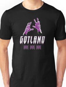 Heavy Metal Knitting - Gotland - DYE DYE DYE Unisex T-Shirt