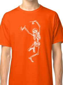Crazy Skeleton Classic T-Shirt