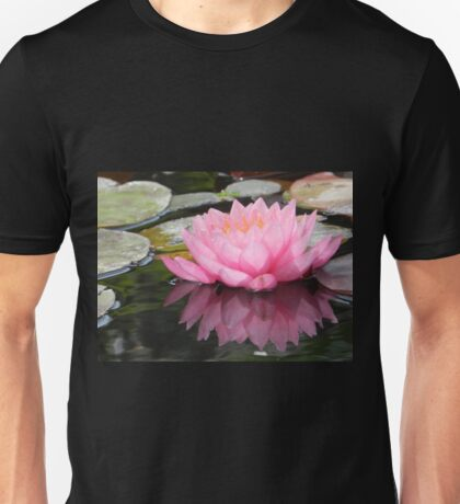Lady in Pink, Napier, New Zealand T-Shirt