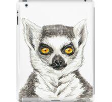 Lemur iPad Case/Skin