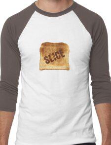 Slice Men's Baseball ¾ T-Shirt