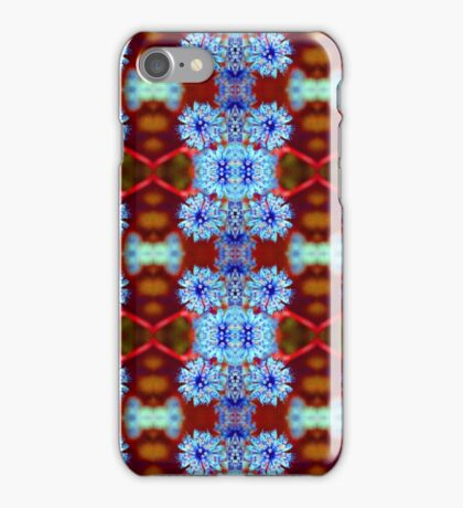Pretty Blue (VNS.11) iPhone Case/Skin