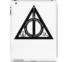 Bookly Hallows iPad Case/Skin