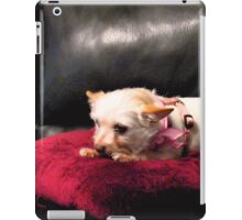 """Queen of the Couch""... prints and products iPad Case/Skin"