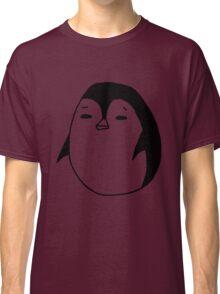 Moody Penguin Classic T-Shirt