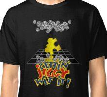 """Gettin' Jiggy Wit' It!"" Classic T-Shirt"