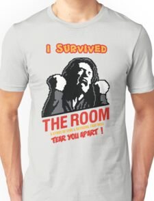 I Survived The Room, worst movie ever Unisex T-Shirt