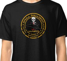 Skull Squadron Valkyrie Classic T-Shirt
