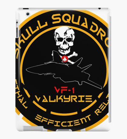 Skull Squadron Valkyrie iPad Case/Skin