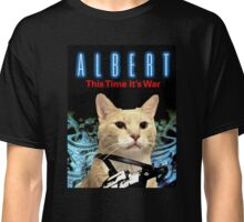 Albert Aliens War Classic T-Shirt