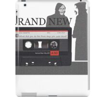 Brand New God And Devil And Tape iPad Case/Skin