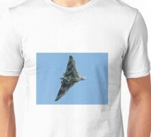 Avro Vulcan XH558  Unisex T-Shirt